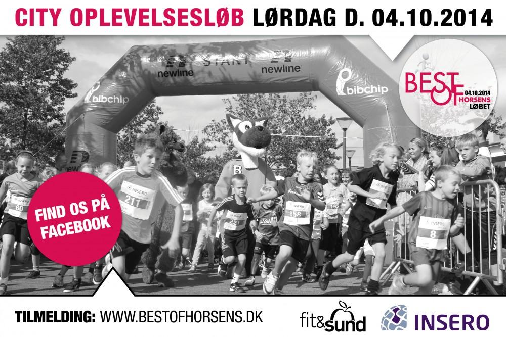 Eventløbet i Horsens skifter navn og dato - BEST OF Horsens