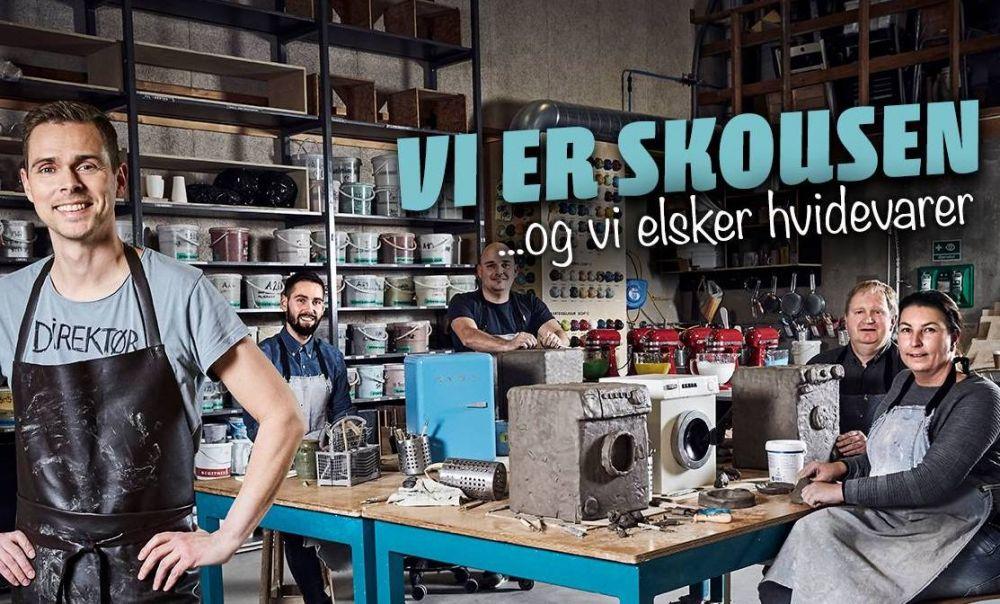 Skousen Horsens ELSKER hvidevarer! - BEST OF Horsens