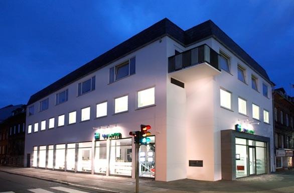 Nybolig Horsens Ejensdomskontor - boligsalget buldrer afsted - Best of Horsens